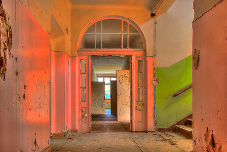Het blauwe ziekenhuis 008