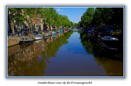 Amsterdam mooie stad!