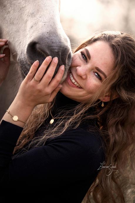 Romantische paardenfotografie - sieraden