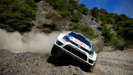WK Rally Griekenland - Andreas Mikkelsen