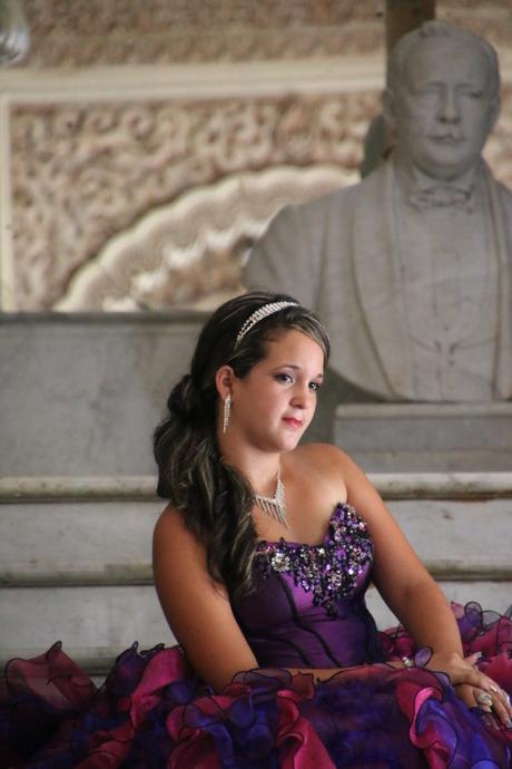 feest in Cuba 16 jaar