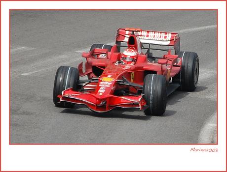 Kimi Raikkonen(Ferrari)