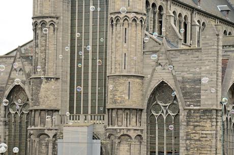 st. Niklaaskerk Gent