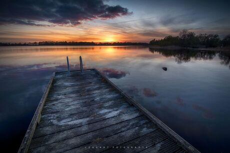 Nannewiid Sunset