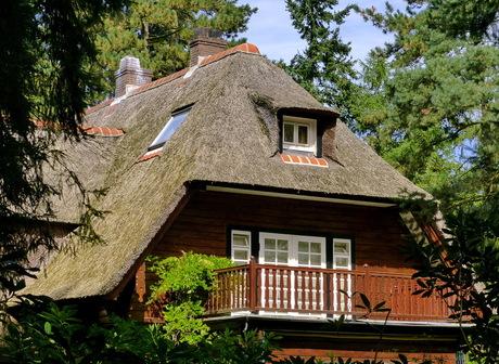 Villa in Oud Bussum.