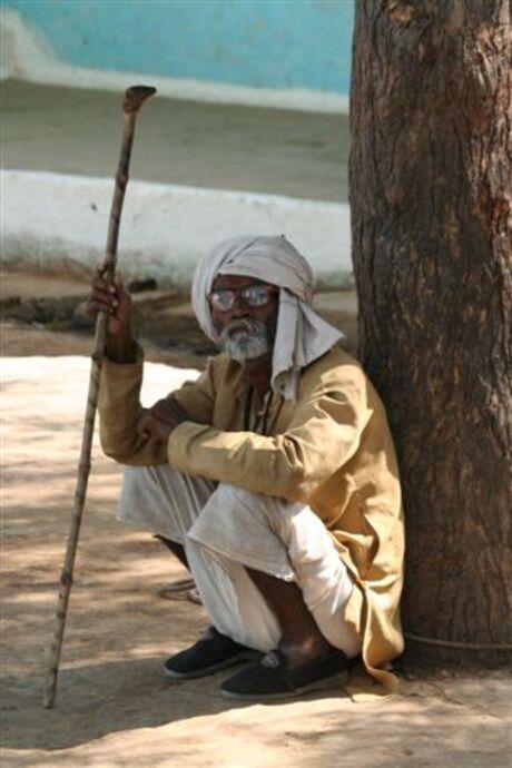 Marloes, Indian people 1