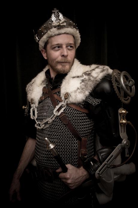 Brotherhood of steel - dark Kingdome costume