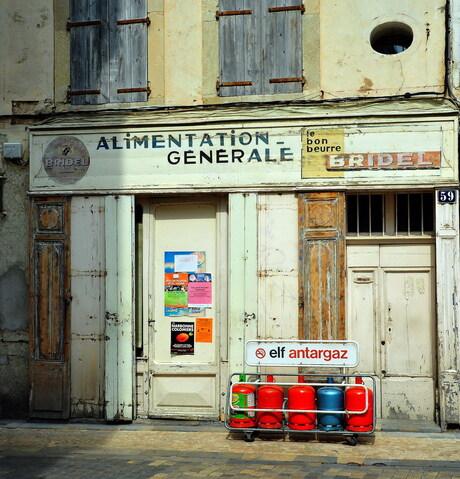 Ouvert, Narbonne, Frankrijk juli 2010.