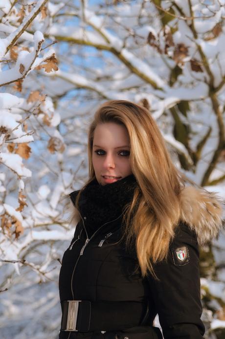 Sneeuw Shoot