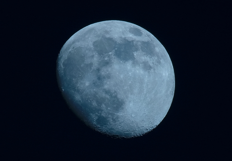 Maan op 5 April 2020