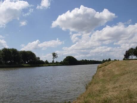 Amsterdam-Rijnkanaal t.h.v. Schalkwijk