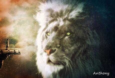 Ik en de leeuw