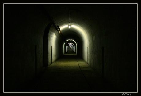 Geen licht aan het eind vd tunnel
