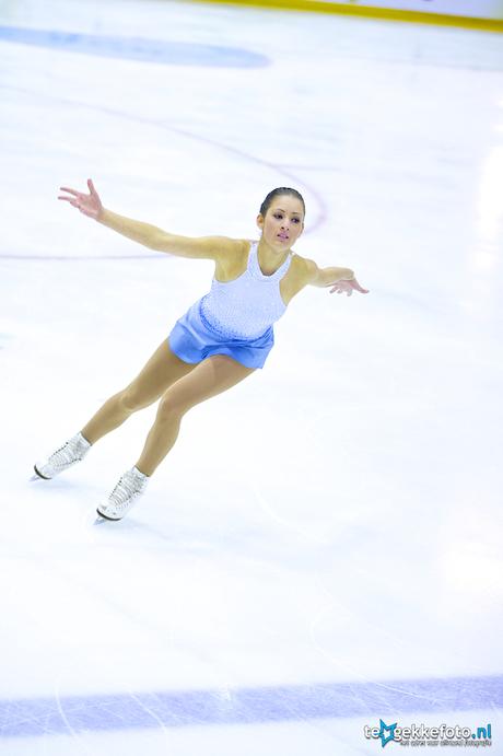ONK Kunstrijden op de schaats