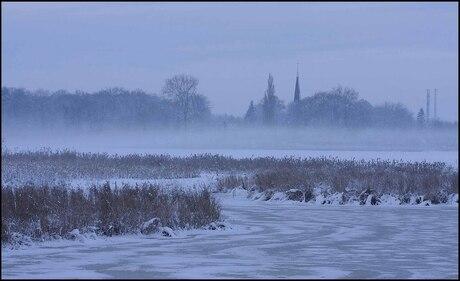 Winters Zuiddorpe