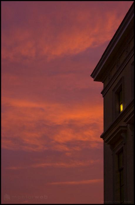 Muzikale zonsondergang