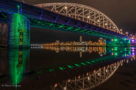 Rijnbrug te Arnhem