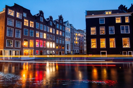 Kleurrijk Amsterdam