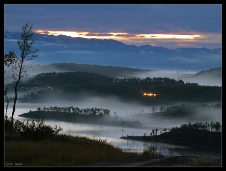 Mist bij nacht (2)