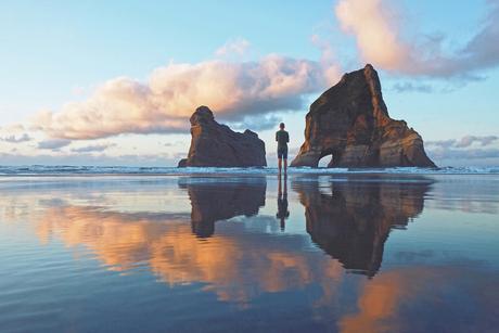 Het mooiste plekje van Nieuw Zeeland..