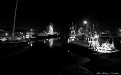 Vissershaven van Breskens