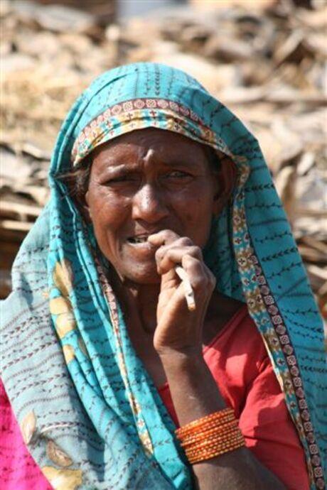Marloes, Indian people 2