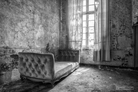 Time to sleep - Time to sleep - foto door kirstenscholten op 01-04-2018 - deze foto bevat: oud, verlaten, urbex, urban exploring