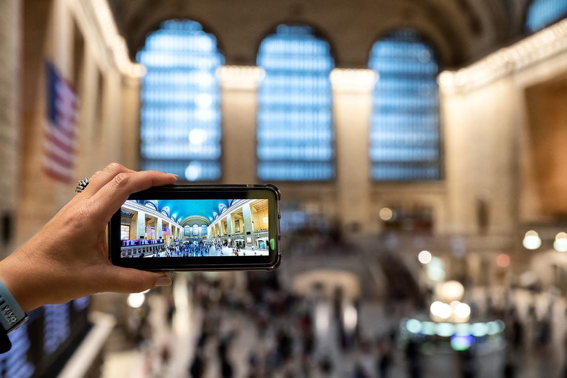 Grand Central - - - foto door Vivo op 24-11-2019 - deze foto bevat: vakantie, reizen, gebouw, amerika, dof, reisfotografie, New York, Grand Central