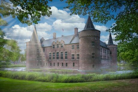 Kasteel Helmond zomer 2020