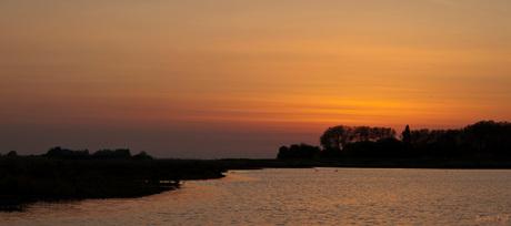 Sunset Tiendgorsen