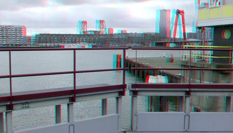 Boerengatsluis Rotterdam 3D