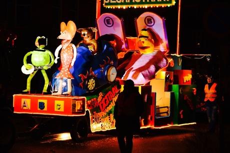 Licht karnaval Hengelo