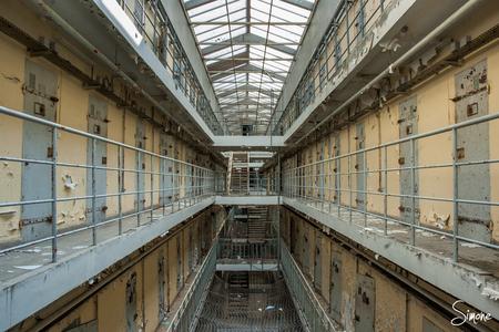 Prison 15H - Prison 15H - foto door frostwood op 05-06-2013 - deze foto bevat: verlaten, gevangenis, urbex, Prison15H