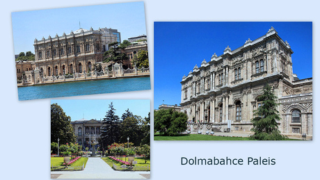 Dolmabahce Paleis