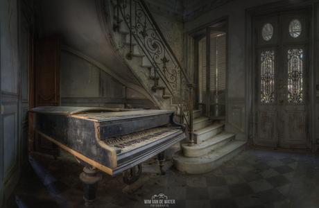 We wachten al heel lang op de pianist