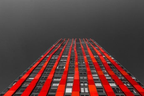 Rotterdam - The Red Apple