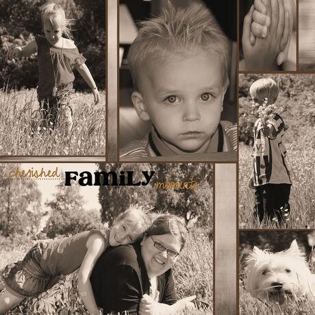 Collage gemaakt voor vaderdag 2010!