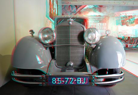 Mercedes Benz 1933 Louwman Museum 3D