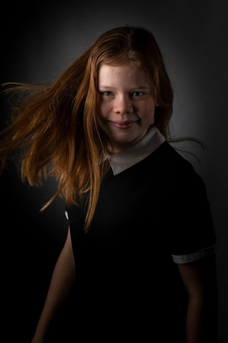 kleindochter 2 - - - foto door dickyclaeys op 01-03-2020