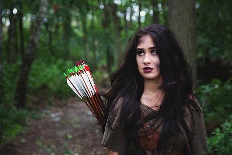 Hunger Games inspired