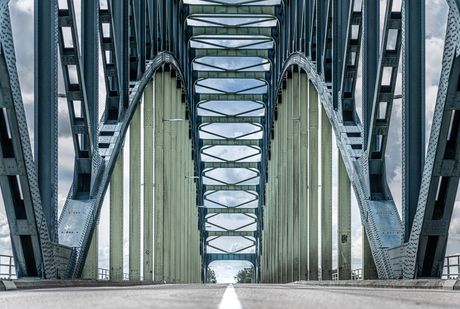 The IJssel-bridge