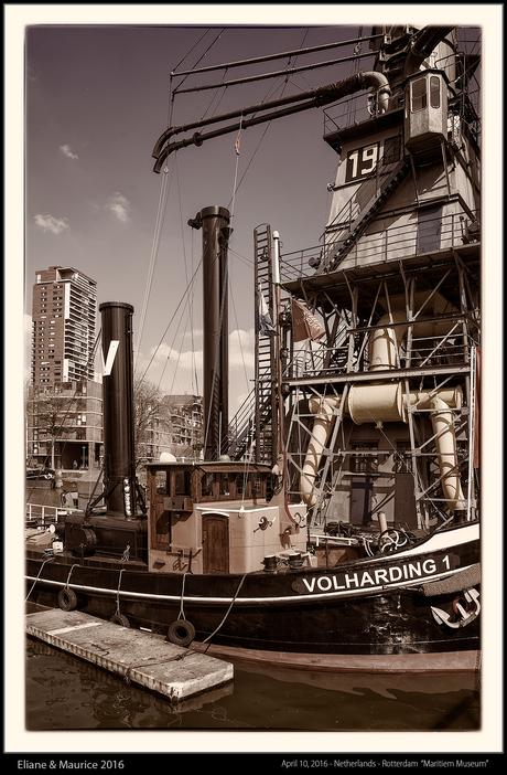 Rotterdam - Leuvehaven Maritiem Museum