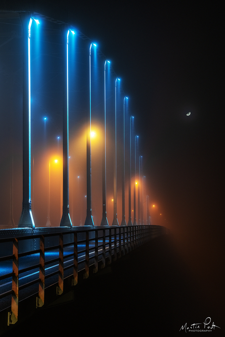 Bridge to infinity