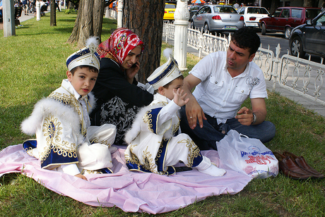 Picknick Istanbul