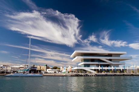 Valencia - Veles y vents ( Havengebouw)