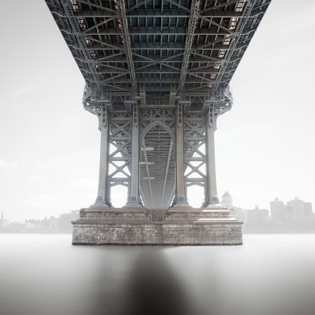 One - Manhattan bridge, New York