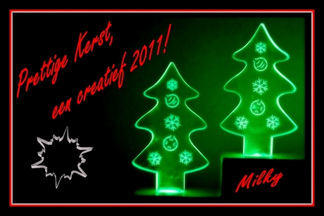 Prettige Kerst aan alle zoomers