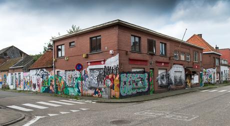 The Graffiti Corner