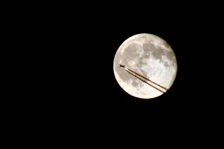 Moon Crossing