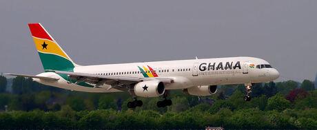 Ghana international 757